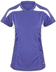 Time to Run Vitesse tee-shirt de running à manches courtes pour femmes