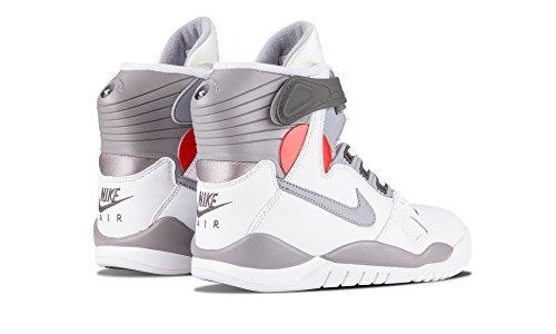 wholesale dealer c4d68 03183 ... Nike Air Pressure, Chaussures De Sport Blanches Pour Hommes (blanco  (blanc  Gris ...