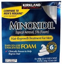 Minoxidil by Science & Life Consultants Association (October 19,1994)