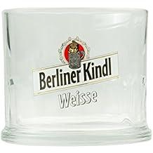 Original Berliner Kindl Weisse Klauenglas 0,3L