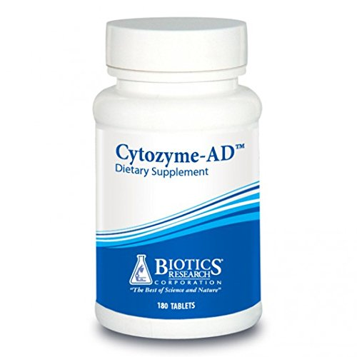 Cytozyme-AD 31 g 60 Tbl von Biotics Research
