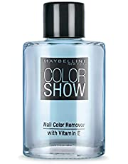 Maybelline New York Color Show Nail Paint Remover, 30ml