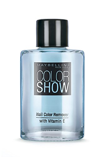 Maybelline New York Nail Paint Remover, 30ml