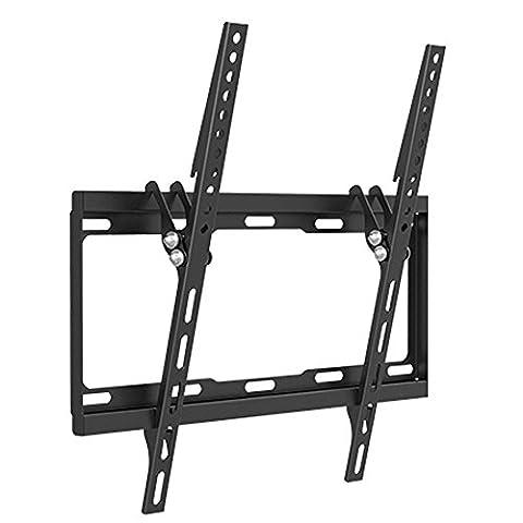 TV&Fernsehen Halterung Wandhalterung neigbar Universal 3D LED LCD passend für alle 32-65 Zoll