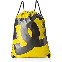 DC Hombre RCA funda Simp Esquí Negro Yellow/Black Talla:44 × 35 × 1 cm, 1.5 Liter