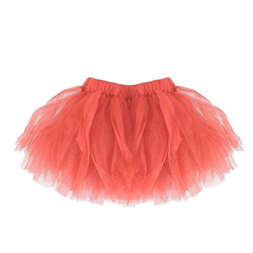 ESAILQ Cute Baby Mädchen Kinder Hohe Qualität Plissee Tutu Ballett Röcke Fancy Party Rock