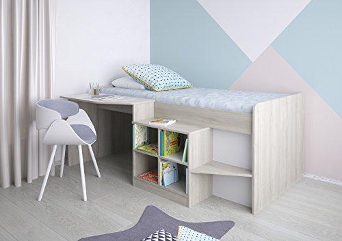 Letti A Soppalco Per Bambini Prezzi : ᐅ letto a castello con scrivania prezzo migliore ᐅ casa