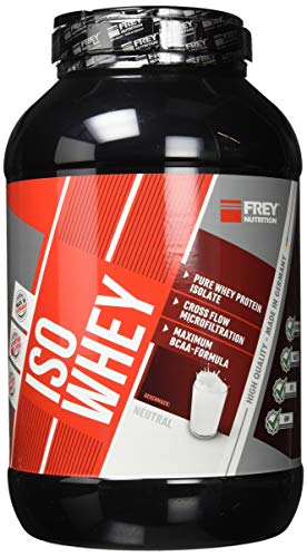 Frey Nutrition Iso Whey Neutral Dose, 1er Pack (1 x 2.3 kg)