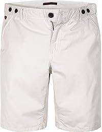 Strellson Sportswear Herren Hose Modisch, Größe: 34, Farbe: Weiß