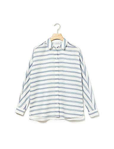 Lacoste - Camisa Punto Manga Larga Mujer - CF8404