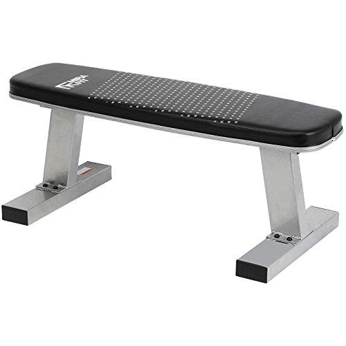 MiraFit Banc de Musculation Gym Plat 270kg