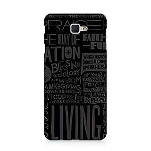 Hamee Designer Printed Hard Back Case Cover for Samsung Galaxy A5-2017 / A5 2017 Design 759