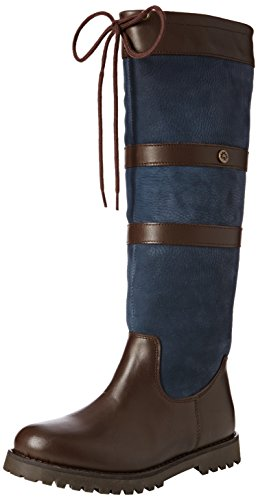 Cabotswood Banbury, Bottes femme Bleu (Oak/Navy)