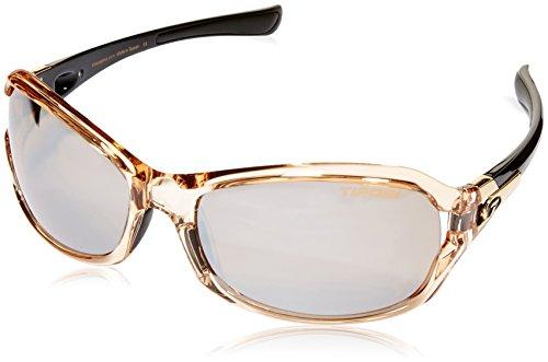 ee61deb1c8d Tifosi Optics Tifosi Dea SL Crystal Brown   Black Single Lens Sunglasses -  Brown