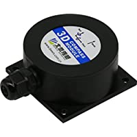 Three Axis digital compass inclinometer sensor SEC345 with Heading Accuracy 1 Degree and RS232,RS485,TTL,Modbus Output