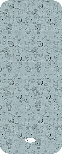 Colchoneta Silla paseo universal verano Animales Gris - mibebestore