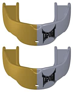 Tapout Zahnschutz - Doppelpack, Größe:Youth;Farbe:Gold/Silber