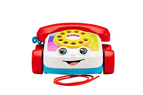 Fisher-Price Chatter Telephone 41uq6usT0 2BL