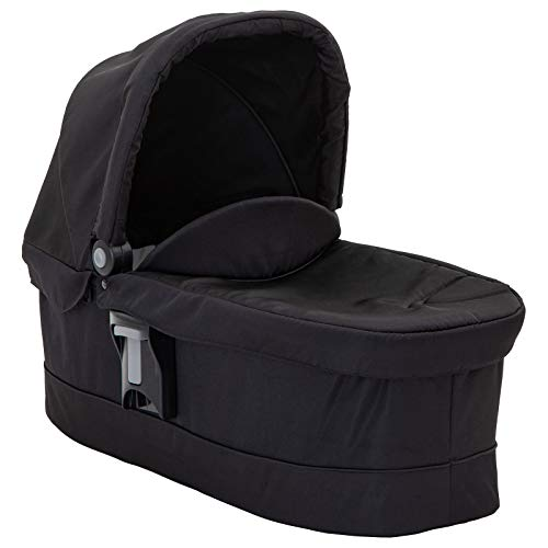 Graco 2033406 Luxury-Babytrage, schwarz/grau