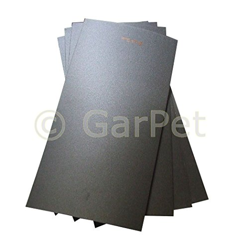 GarPet Aquarium Terrarium Thermo Sicherheits Unterlage 40 50 60 80 100 120 150 160 200 (80x35 cm)