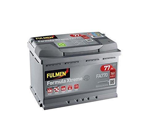 Batterie auto - Lampa