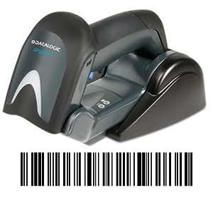 Gryphon I GBT4130, 1D, Imager, HD, BT, Kit (USB), schwarz, Bluetooth Scanner, Retail, 1D, Imager, High Density, inkl.: 325 Scans/Sek., Bluetooth, Reichweite: 30m, GBT4130-BK-BTK1
