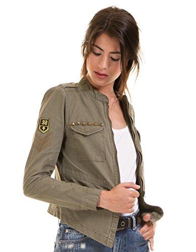 Chaqueta militar mujer xxl
