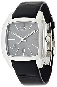 Calvin Klein Reloj Analógico para Hombre de Cuarzo con Correa en Cuero K2K21107 de Calvin Klein
