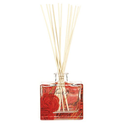 Yankee Candle True Rose Diffuser (Yankee Bouquet Candle)
