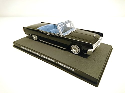 Lincoln Continental Convertible JAMES BOND 007 1/43 DY132