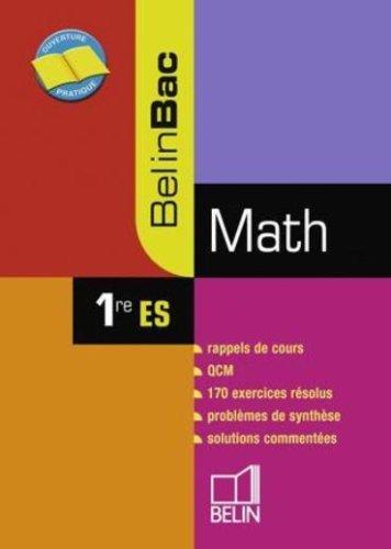 Math 1e ES