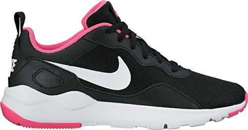 Nike Unisex-Kinder LD Runner Sneaker, schwarz, 38.5 EU (6 Kobe Kinder)
