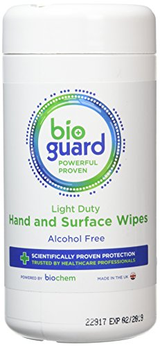 Bioguard Wipes - Pack of 200