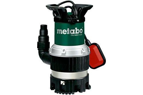 Metabo TPS 16000 S Combi Schmutzwasserpumpe