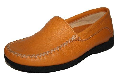 Highlander Mary-Ek HL-903403 Damen Halbschuhe Orange (papaya)
