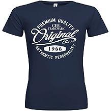 MDMA Frauen T-Shirt Classic Original Since 1966 Handwriting Premium Quality