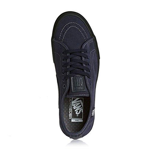 Herren Skateschuh Vans Av Rapidweld Pro Skateschuhe Black/White