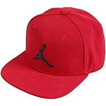 Nike Jordan Pro Jumpman - Gorra, Unisex Adulto, Gym Red/Black, MISC