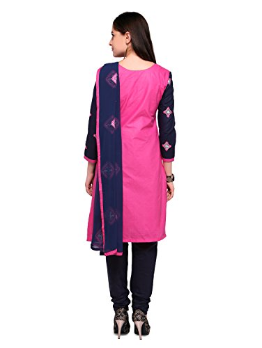 40007d293 Pisara Women Cotton Salwar Suit Unstitched Dress Material