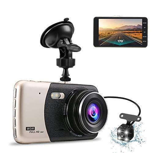 RZJ-Dash Cam Fahren der HD-Nachtsichtkamera mit doppelter