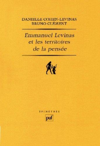 Emmanuel Levinas et les territoires de la pensée