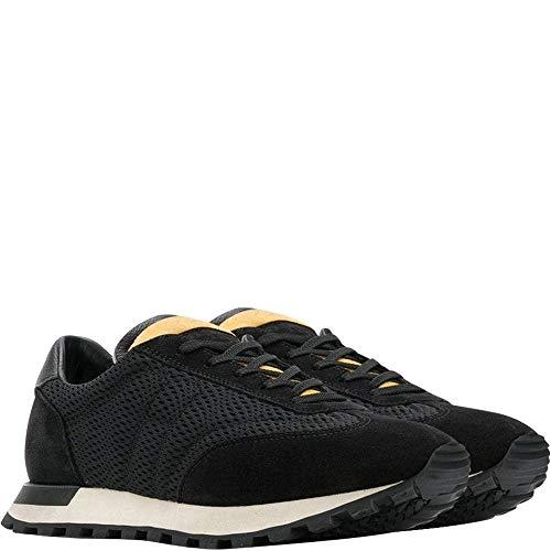 Margiela Maison Suola Runner Sneaker Nera 9 Black