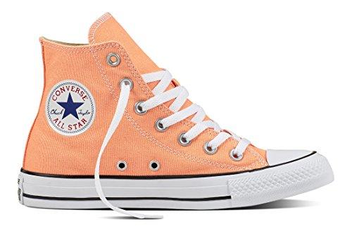 Converse Herren Ctas Hi Sneakers Orange (Sunset Glow)