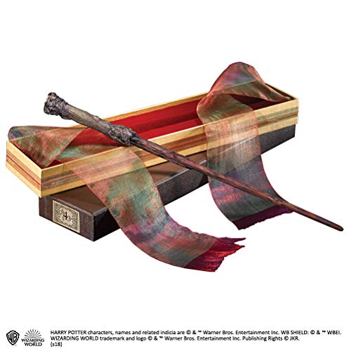 The Noble Collection-NOB00NN7005 Harry Potter Varita En Caja De Ollivander,...