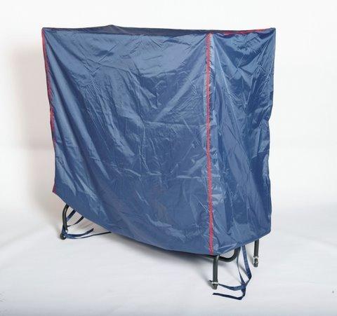 Schutzhülle für Kleiderstangen & Kleiderstange–Nylon Reißverschluss über Kleiderstange, 6ft Lang x 5ft (Schutzhülle Für Kleiderständer)