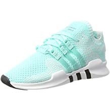 cheap for discount d7f81 ab8b1 adidas Damen EQT Support ADV Pk Gymnastikschuhe aquamarinblau