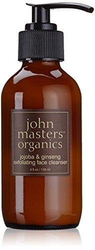 John Masters Organics - Cura della pelle di Jojoba e Ginseng esfoliante Facial Cleanser 1 Skin Care Linea