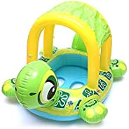 Swimming ring Swimming ring Avoid sharp objects Baby Kids Swimming Ring Inflatable Swim Ring Seat Boat Float w