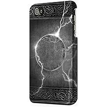 E2533 Thor Thunder Strike Hammer Funda Carcasa Case para IPHONE 4 4S