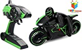 Toys Bhoomi High Speed Rc Motorcycle Bik...